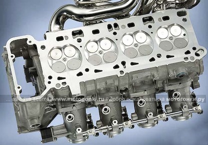 Головка блока двигателя BMW S 1000 RR