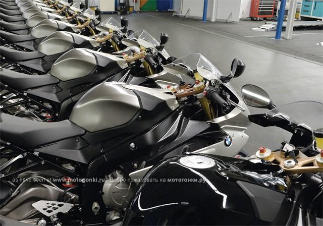 К 1 июня завод должен представить доказательства комисии FIM: 1000 штук на продажу!