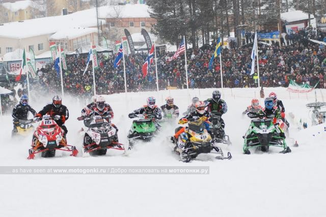 FIM Snowcross World Championship