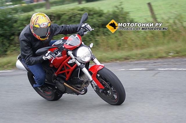 ТЕСТ-ДРАЙВ: Ducati Monster 796 – 79.6% кайфа