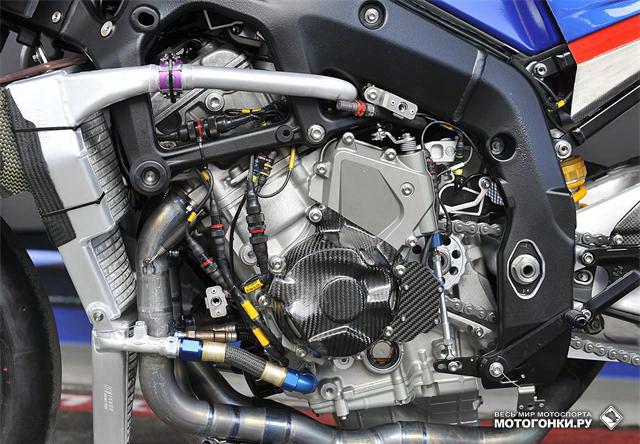 BMW S1000RR: что под пластиком?