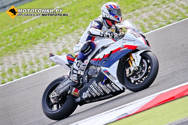 WSBK: James Toseland at Nurburgring, 2011