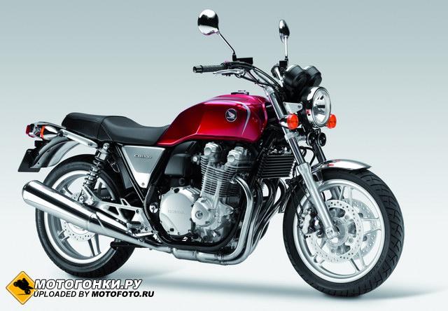 Honda CB 1100 sx обзор #10