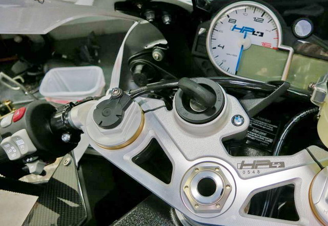 BMW HP4 Competition (2013)