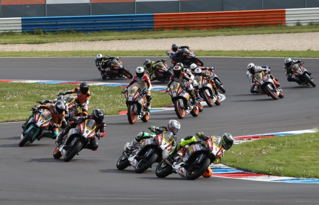 Путь KTM RC 390 (2015) начался в апреле, на гоночном треке в ADAC Junior Cup powered by KTM