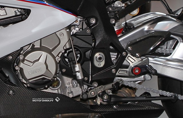 Bike Porn: BMW S1000RR MY2015