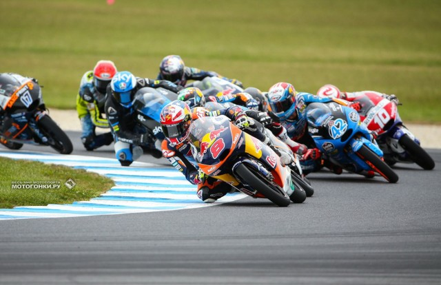 MotoGP - Grand Prix of Australia - Phillip Island
