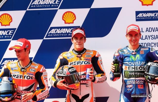 [Moto GP] Чемпионат мира по шоссейно-кольцевым мотогонкам