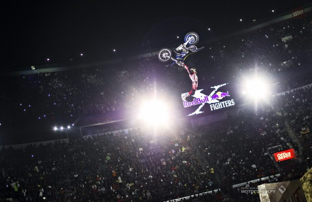 Red Bull X-Fighters 2015 - Mexico - Clinton Moore (AUS)