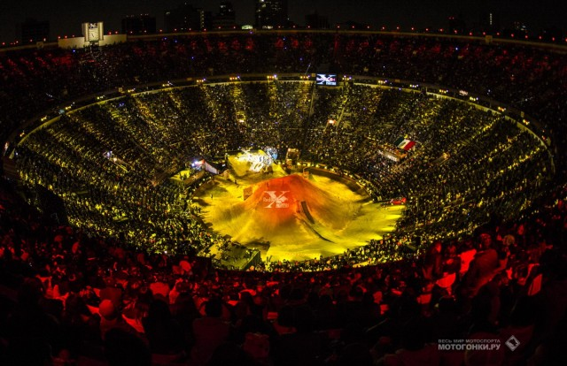 Red Bull X-Fighters 2015 - Mexico