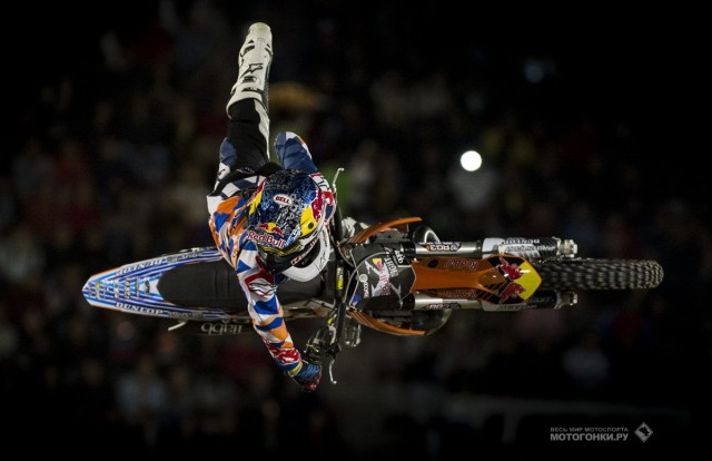 Red Bull X-Fighters 2015 - Mexico - Levi Sherwood (NZL)