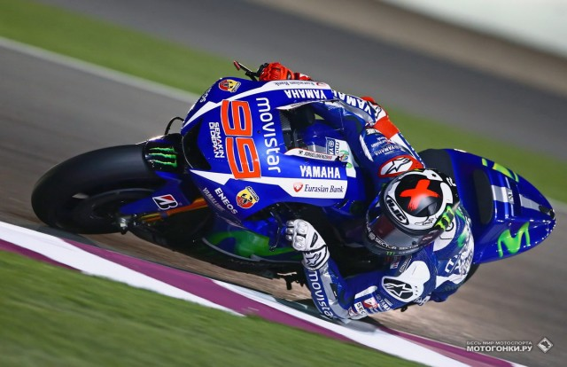 MotoGP 2015 Qatar IRTA Tests