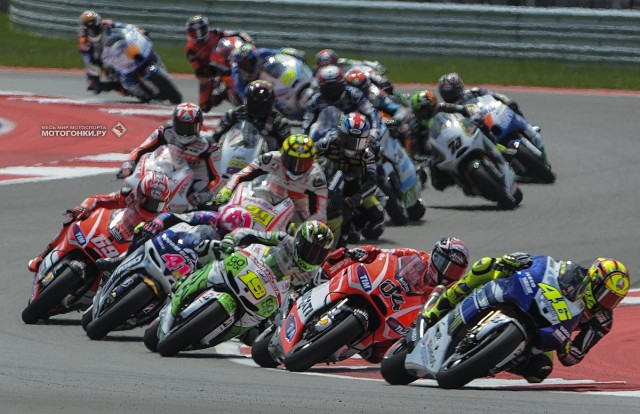 MotoGP - Circuit of the Americas - 2 round