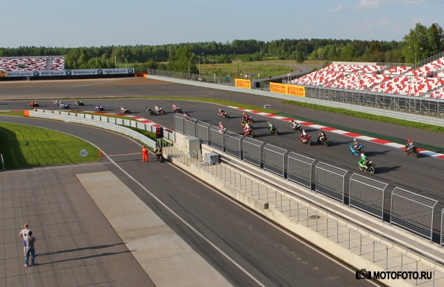 TrackRaceDays at Moscow Raceway - Round 2
