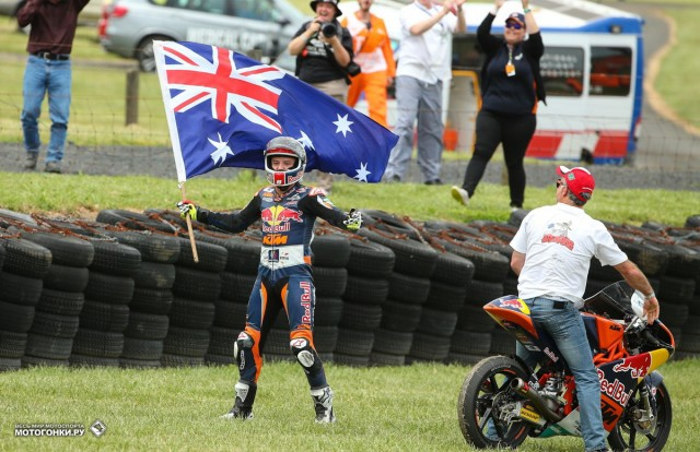 Moto3 - Grand Prix of Australia - Phillip Island