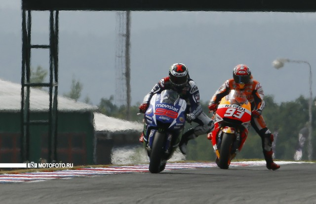 MotoGP 2015 Czech GP 11th Round