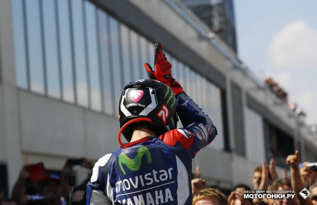 2015 Aragon GP 14th Round: Хорхе Лоренцо - акула MotoGP