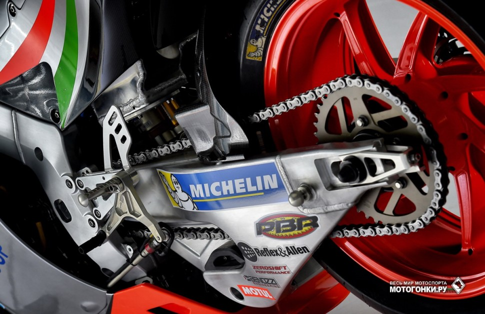 MotoGP - Aprilia Racing RS-GP 2016 Presentation