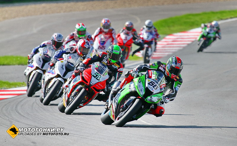World Superbike, Москва, 2012