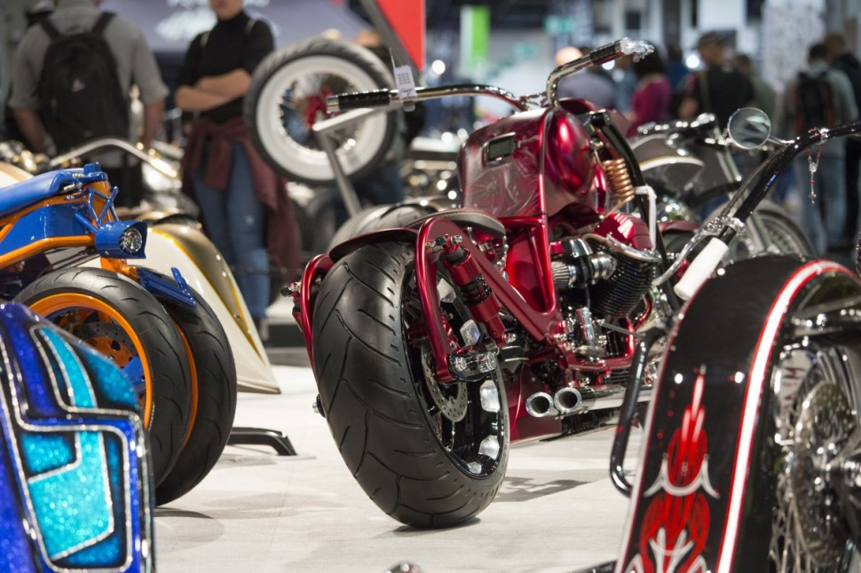 AMD World Championship of Custom Bike Building 2018