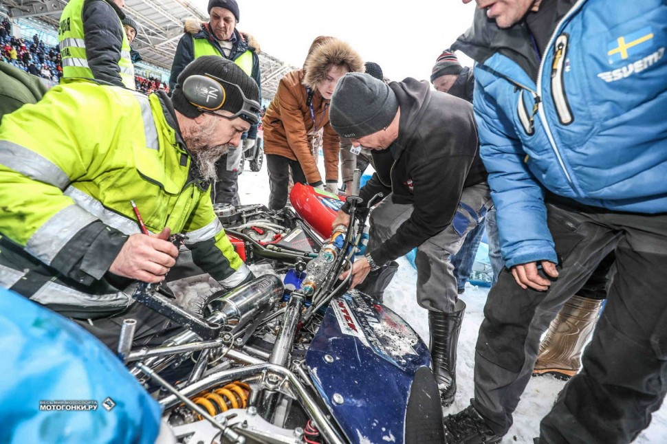 FIM Ice Speedway of Nations 2019