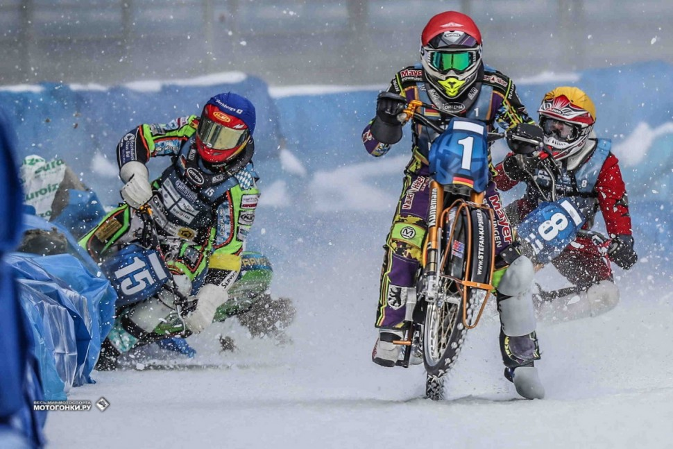 FIM Ice Speedway of Nations 2019. Фото: Good-Shoot
