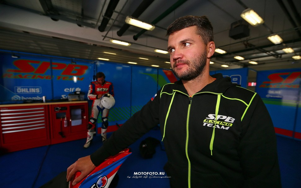 RSBK FEST 2019 - Moscow Raceway: Константин Зотов, Racing Engineer SPB Racing Team