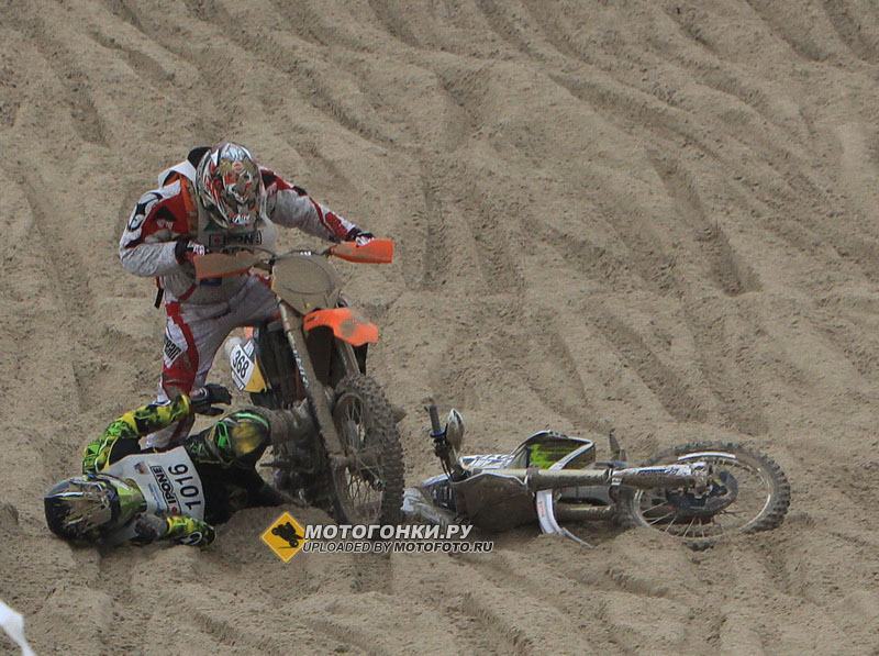 Enduropale Le Touquet 2010 - Race (6-7.02.2010)