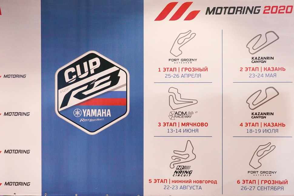 Презентация International Motoring Cup 2020