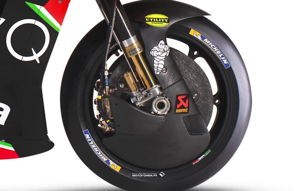 MotoGP: Aprilia RS-GP20 - Front-End
