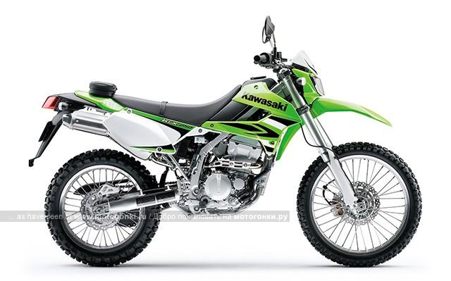 Kawasaki KLX250 (2009)