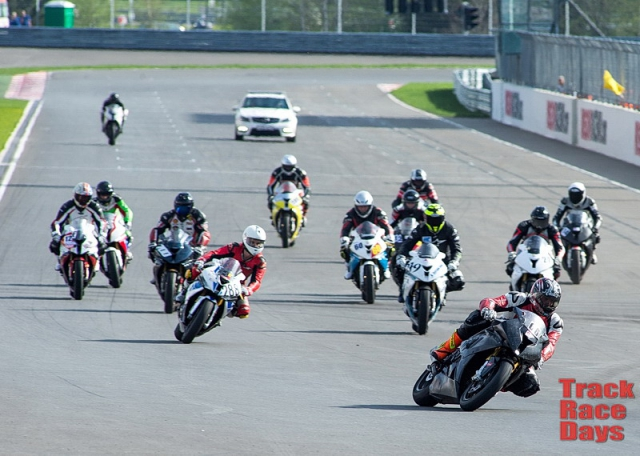 Track Race Days: BMW S1000RR Cup