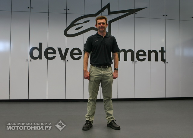 Mr. Development