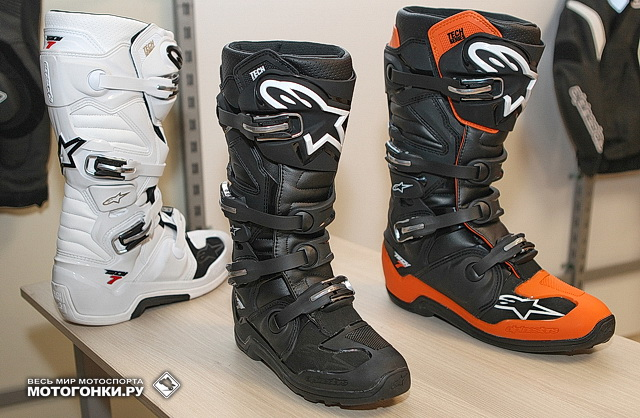 Черный - Alpinestars TECH 7 ENDURO