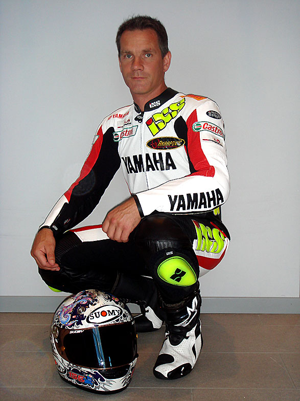 Стив Мартин, Yamaha Austria Racing Team, 2007 - FIM World Endurance
