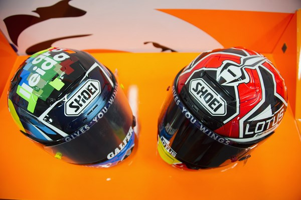 SHOEI X-Spirit 2 Marquez Edition