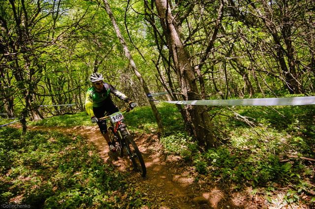 Хорошая тренировка на выносливость - въехать на какую-нибудь гору, например, на Димерджи. И приключение, и для здоровья полезно