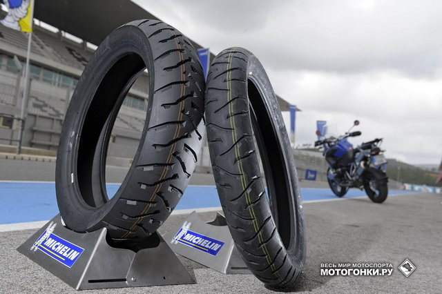 Michelin Anakee III (90 Road/10 Off-Road)