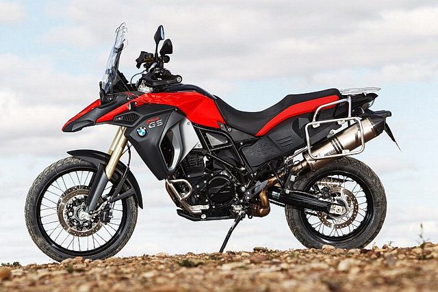 BMW F 800 GS Adventure (2015)