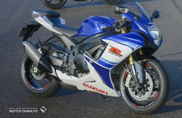 Suzuki GSX-R1000 30th Anniversary Edition