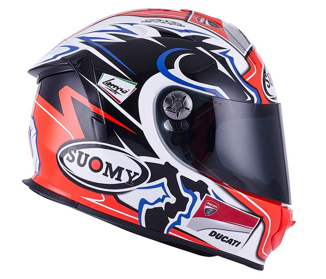 Suomy RS Sport Dovizioso Replica 2016