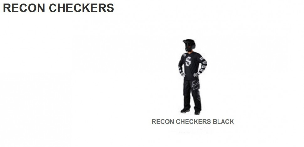 Recon: Checkers