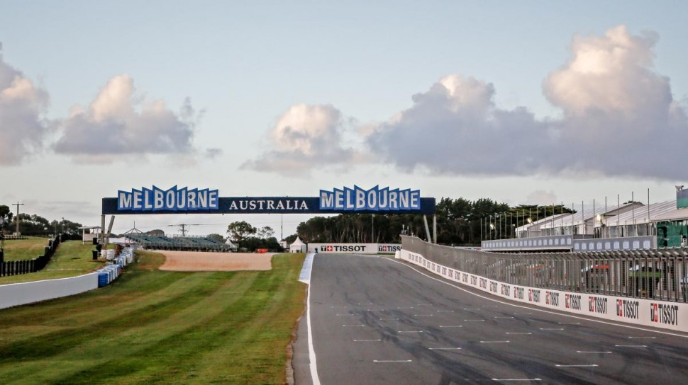Phillip Island GP Circuit, Австралия