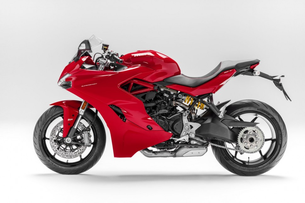 Ducati Supersport (2017)