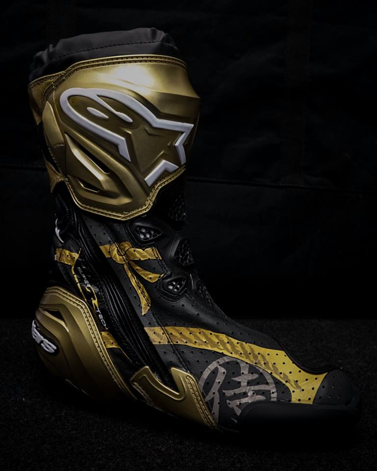 Alpinestars Supertech R Motegi Edition