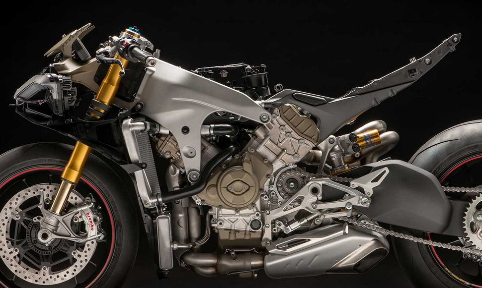 Front Frame Ducati Panigale V4 (2018)