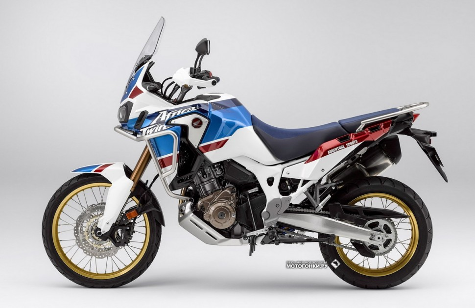 Honda CRF1000L Africa Twin Adventure Sports (2018)