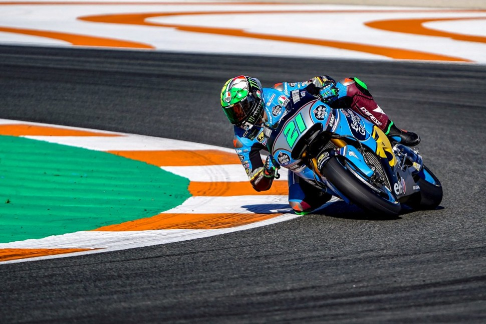 Франко Морбиделли, №21, Marc VDS Racing MotoGP