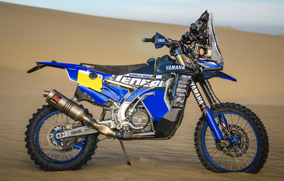 Yamaha WR450F Rally (2018)