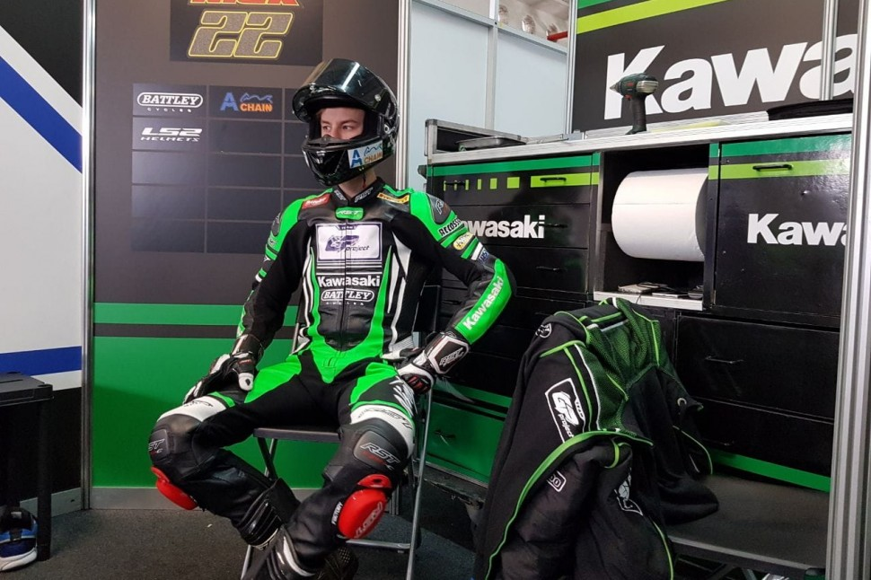 Никита Калинин, GP Project Kawasaki, WorldSSP300